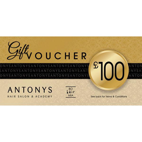 £100 Antonys Gift Card