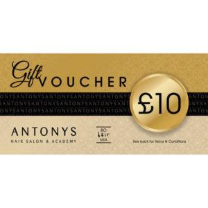 £10 Antonys Gift Card