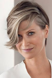 grey hair colour at antonys for hair salon in bury