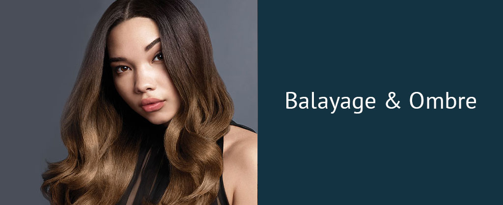 Balayage-and-Ombre hair colour at Antonys hair salon in bury