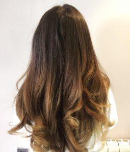 balayage hair colour at top bury hairdressers antonys for hair