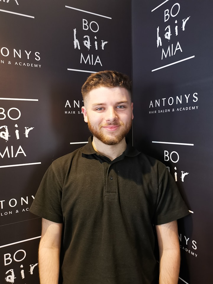 the best hair cuts & styles at antony's hair salon in bury