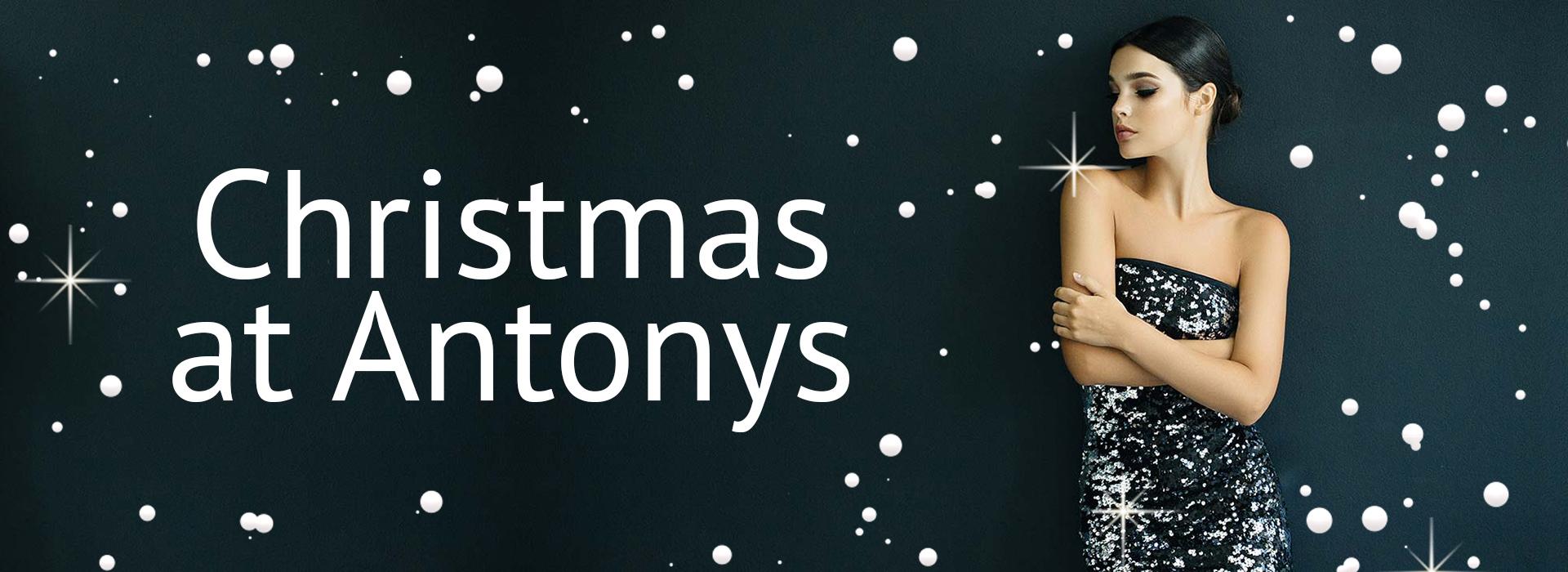Christmas at Antony's