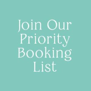 Join Our Priority Booking antonys hair salon in greater manchester
