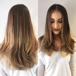 Get The Look – Face Frame Balayage