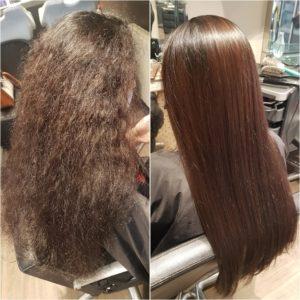 Best hair smoothing treatments Bury