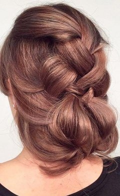 plaited  prom hairstyles and ideas at antonys for hair salon in Bury, manchester