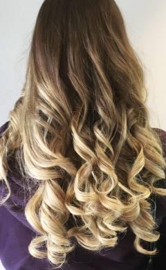 the latest summer balayage hair colours at antonys hair salon in Bury